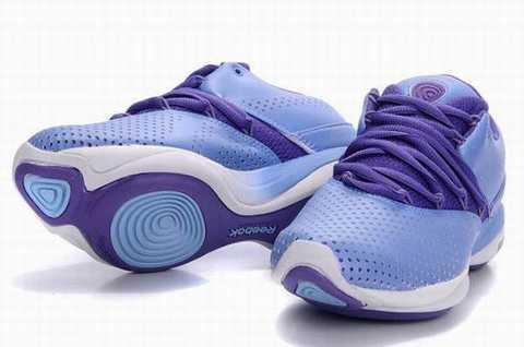 basket reebok violette,Style vintage 2017 Femme REEBOK