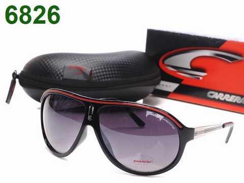 lunette carrera blanche et verte lunettes solaire pour junior